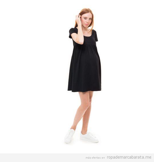 Vestido premama marca Mit Mat Mamá barato, outlet