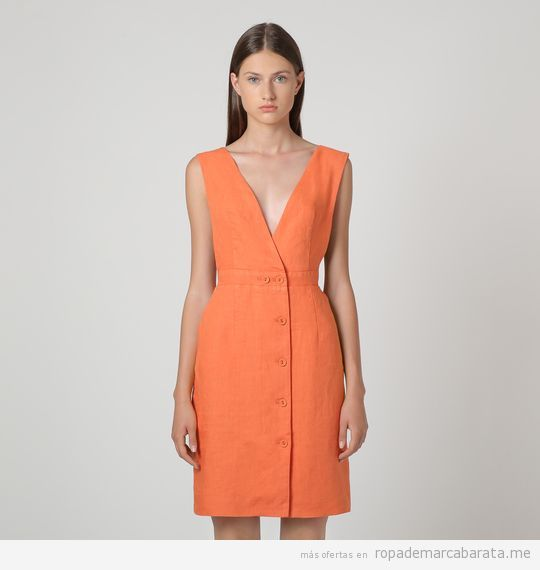 Vestido marca Nice things barato, outlet