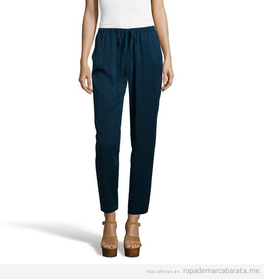 Pantalones marca Nice things barato, outlet