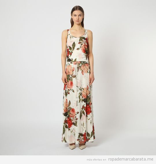 Top y falda marca Isabel de Pedro de rebajas