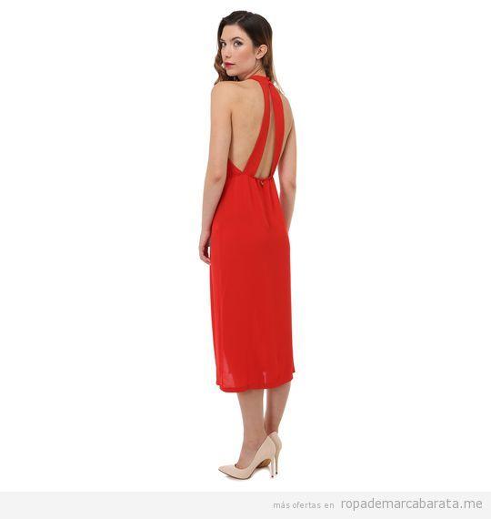 Vestidos marca Fornarina de rebajas, outlet