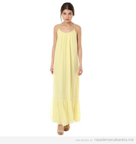 Vestidos largos de la marca Vila Clothes baratos de rebajas 2