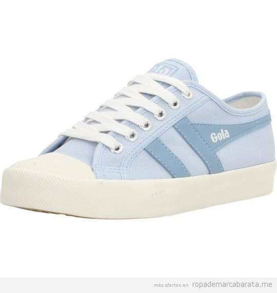 Zapatillas deportivas marca Gola baratas, outlet
