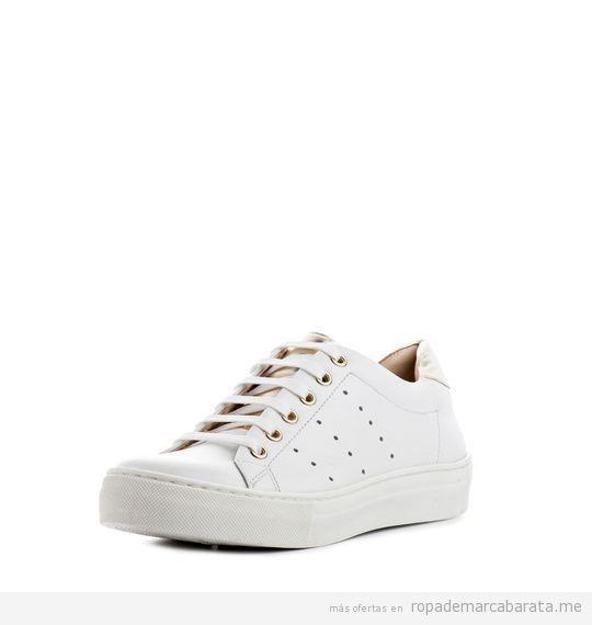 Zapatillas deportivas marca Antonio Miró baratas, outlet