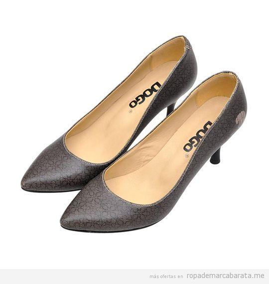 Zapatos tacón marca Dogo baratos, outlet