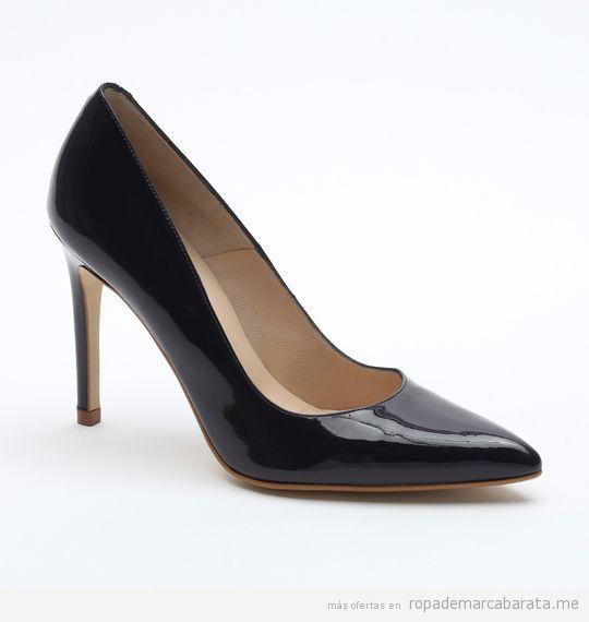 Zapatos tacón marca Paco Gil de rebajas, outlet 3