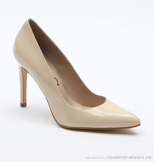 Zapatos tacón marca Paco Gil de rebajas, outlet 2