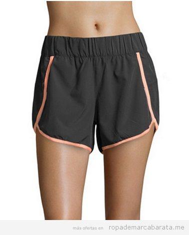 Pantalones shorts deporte marca Casall baratos, outlet