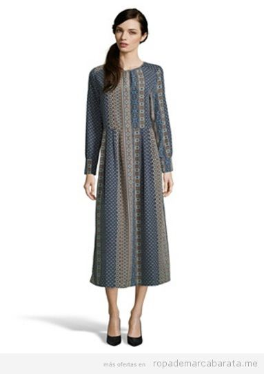 Vestidos otoño marca Sisley baratos, outlet