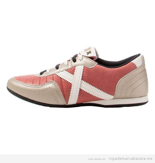 Zapatillas deportivas marca Munich de mujer baratas, outlet 4