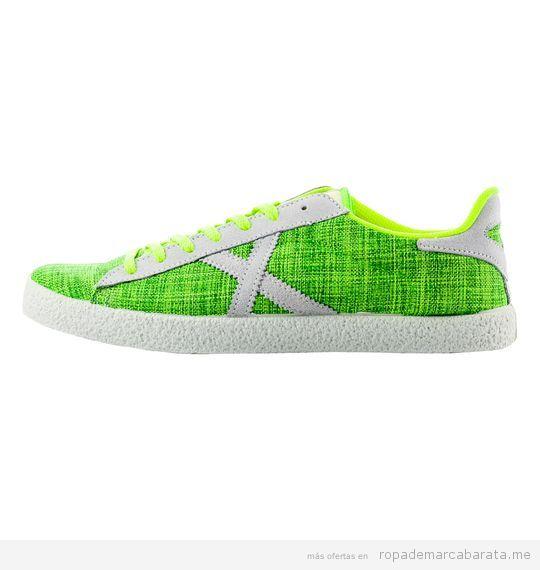 Zapatillas deportivas marca Munich de mujer baratas, outlet 5
