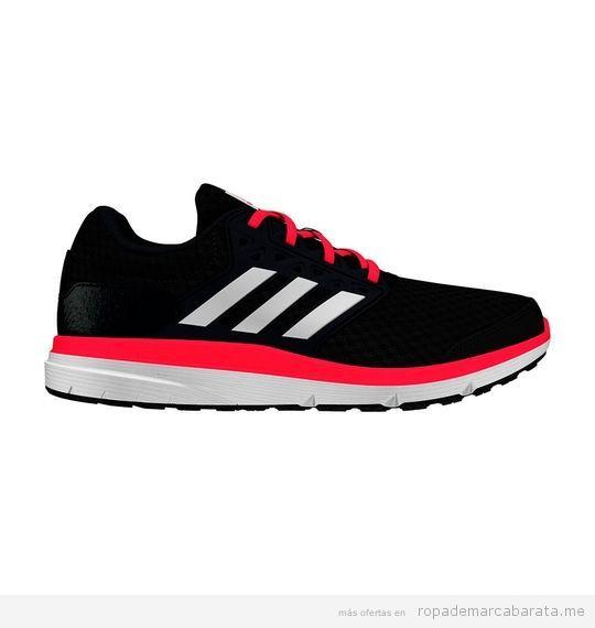 Zapatillas running mujer marca Adidas baratas, outlet