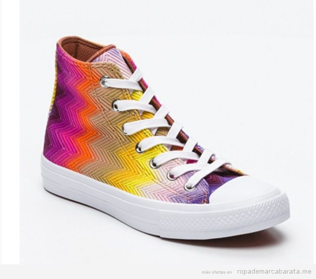 Zapatillas Converse All Star baratas, outlet