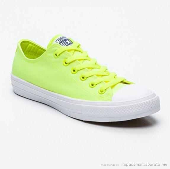86815ec1884 zapatillas-marca-converse-all-star-fluor-baratas-outlet • Ropa de ...