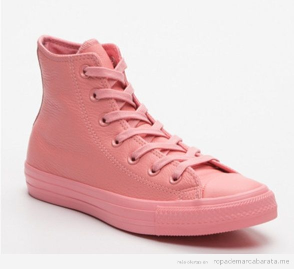 Zapatillas Converse All Star rosa baratas, outlet