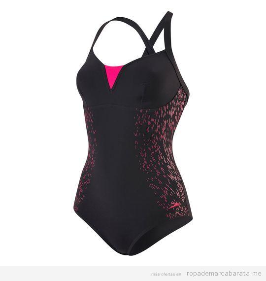 Bañadores marca Speedo natación baratos, outlet 4