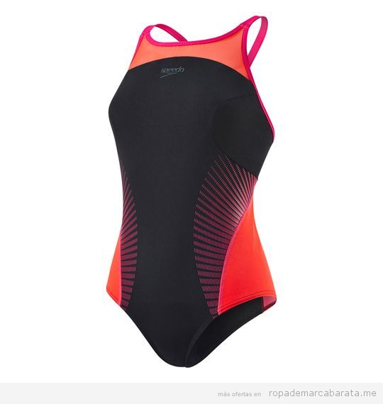 Bañadores marca Speedo natación baratos, outlet 5