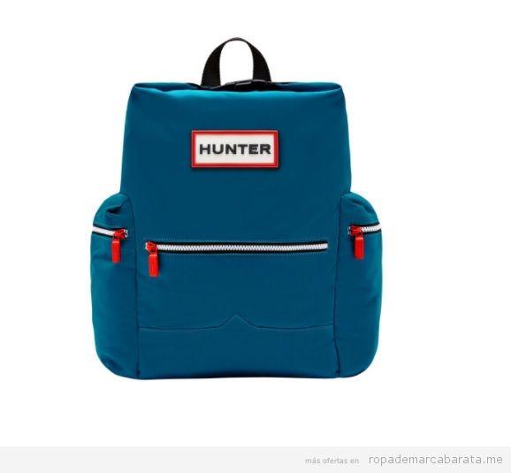 Mochila marca Hunter barata, outlet