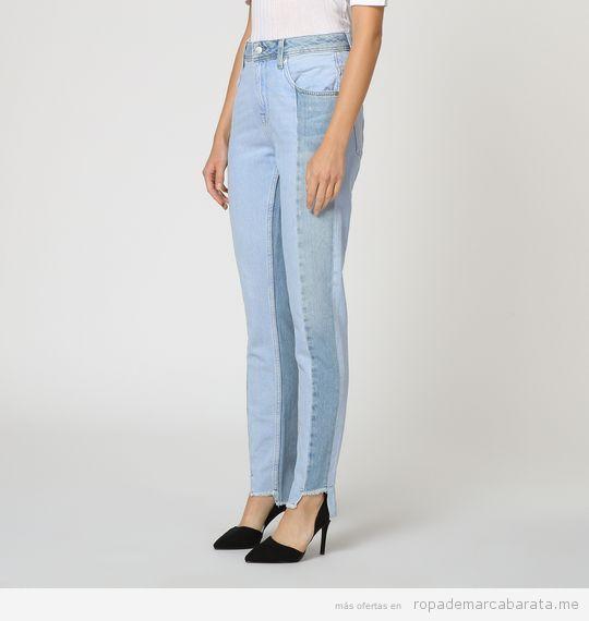 Pantalones vaqueros marca Pepe Jeans baratos, outlet