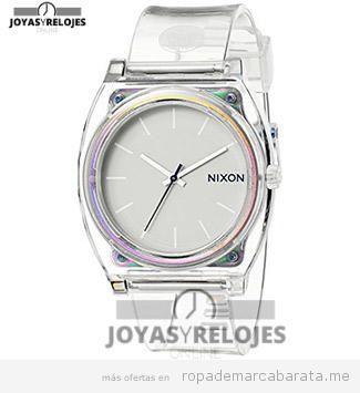 Reloj mujer Nixon