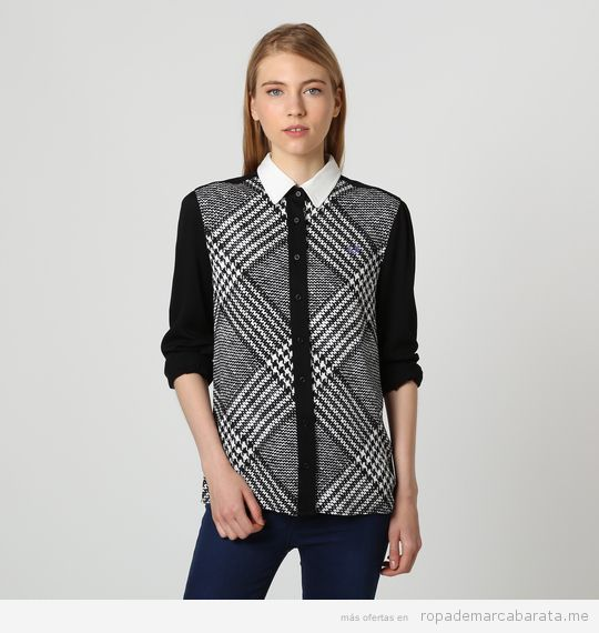 Camisa marca Fred Perry barata, outlet