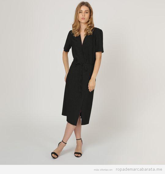 Vestido marca Intropia baratos, outlet