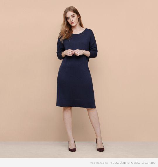 Vestido tallas grandes marca Violeta Mango baratos, outlet