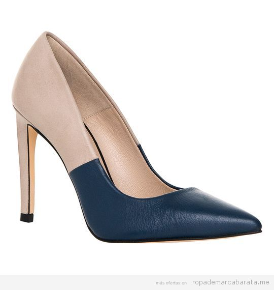 Zapato tacón fino marca Hannibal Laguna baratos, outlet 2