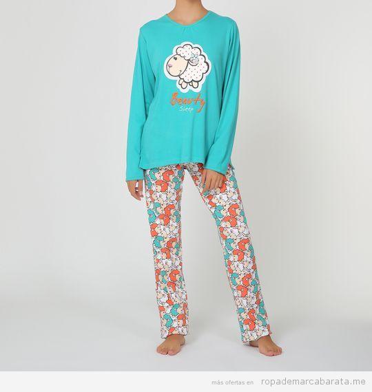 Pijamas bonitos para mujer baratos, outlet 3