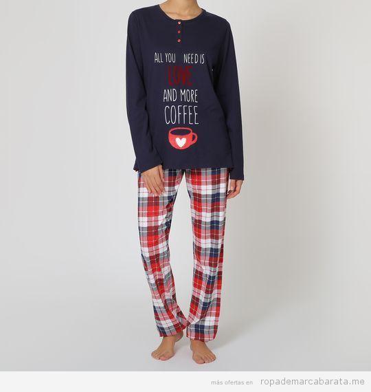Pijamas bonitos para mujer baratos, outlet 5