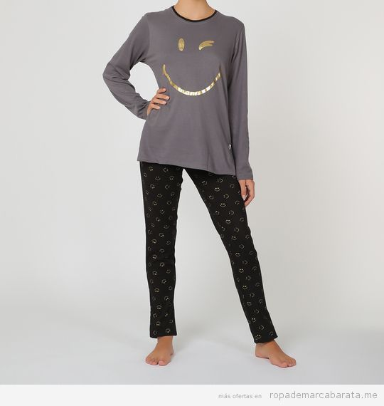 Pijamas bonitos para mujer baratos, outlet 2