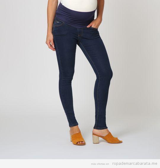 Pantalones premamá baratos marca La Vida, outlet