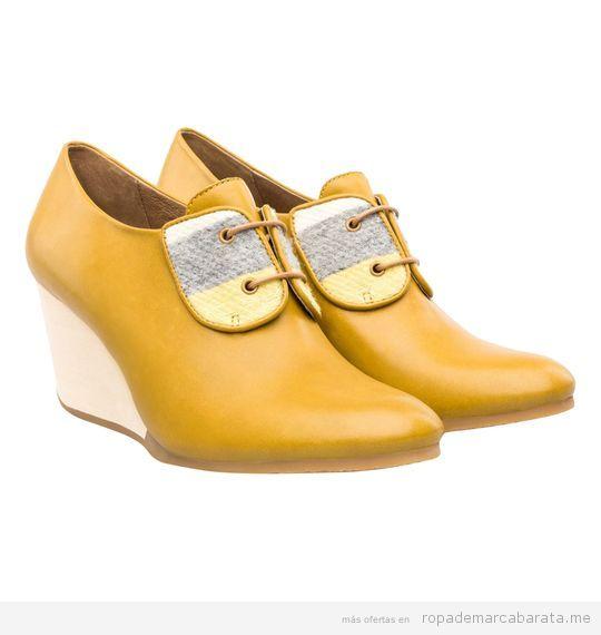 Zapatos tacón marca Camper baratos, outlet