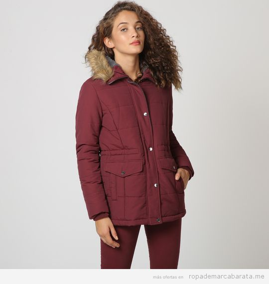 Anorak marca Springfield barato, outlet