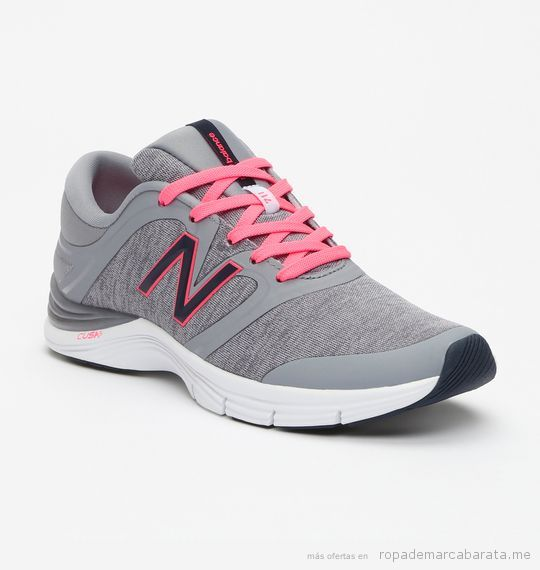 Zapatillas deporte marca New Balance baratas., outlet