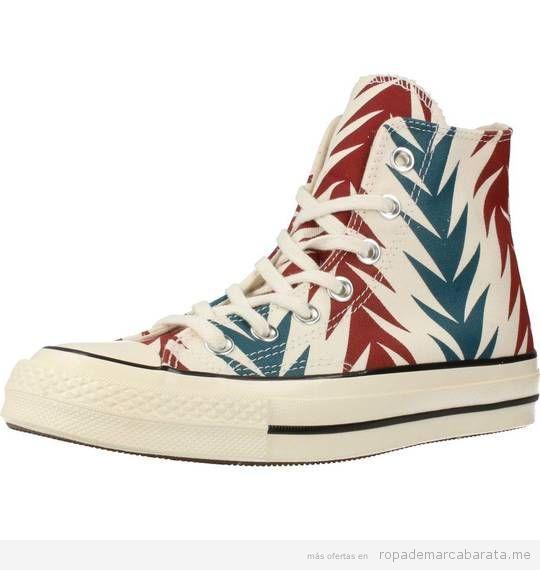 Zapatillas mujer marca Converse baratas, outlet