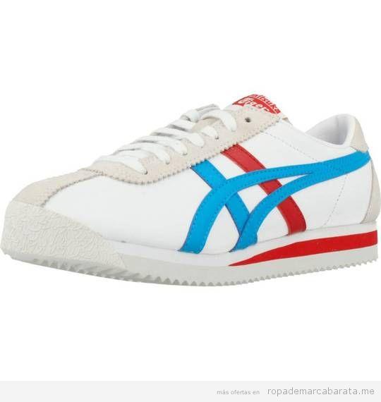 Zapatillas deportivas mujer marca Onistuka Tiger baratas
