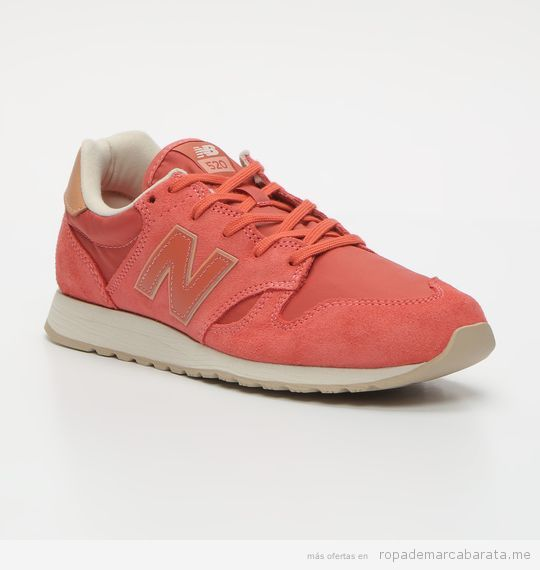 Zapatillas running marca New Balance baratas., outlet