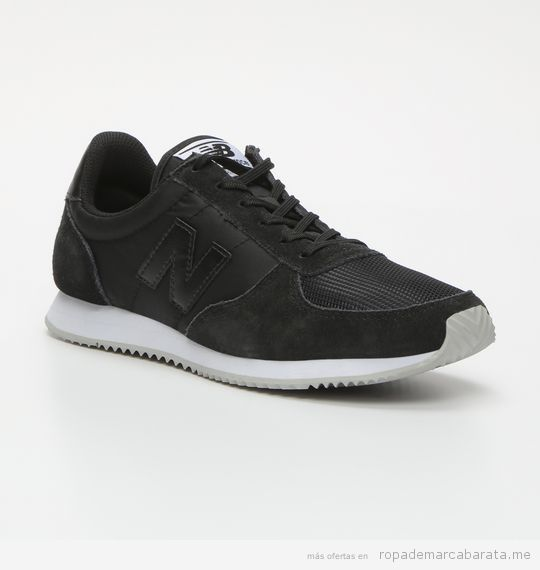 Zapatillas deporte marca New Balance baratas., outlet 2