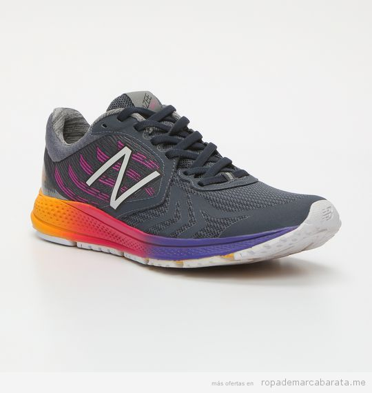 Zapatillas running marca New Balance baratas., outlet 2