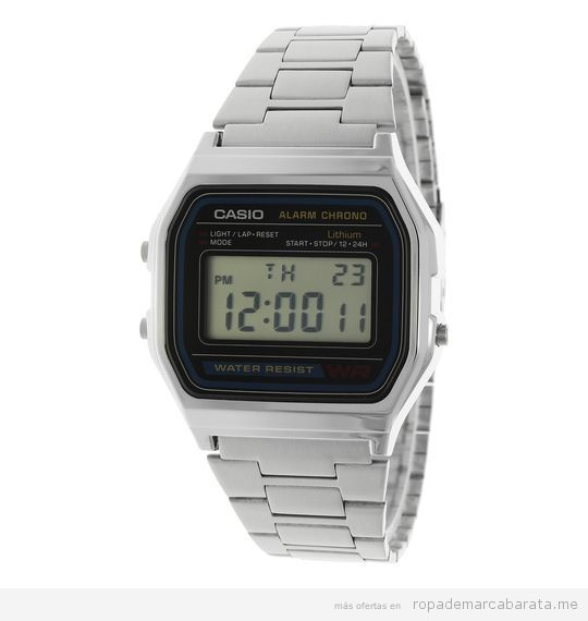 Relojes Casio mujer baratos, outlet 2