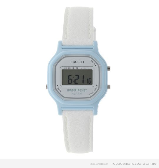 Relojes Casio mujer baratos, outlet 5