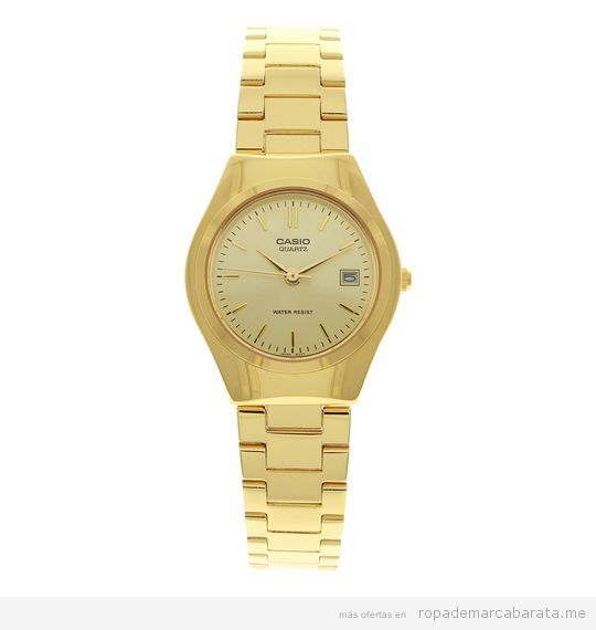 Relojes Casio mujer baratos, outlet 6