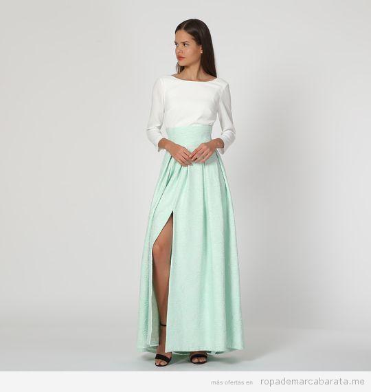Vestidos para bodas marca Laura Bernal baratos, outlet