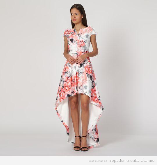 Vestidos para bodas marca Laura Bernal baratos, outlet 2