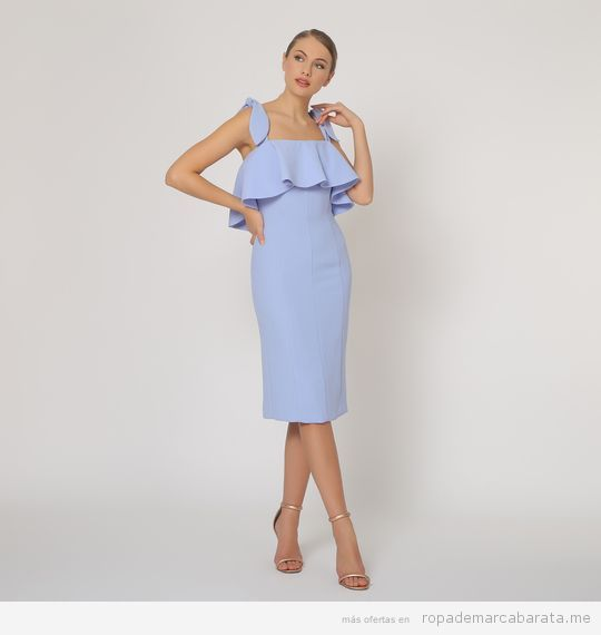 Vestido marca Dolores Promesas barato, outlet 3