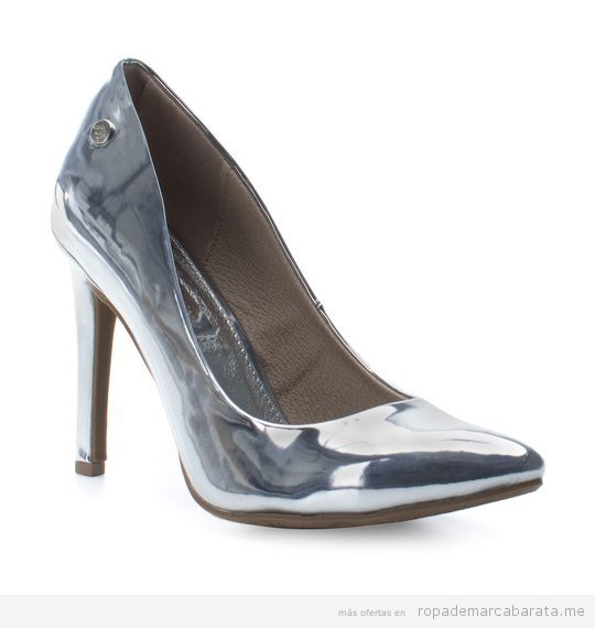 Zapatos tacón marca Xti baratos, outlet