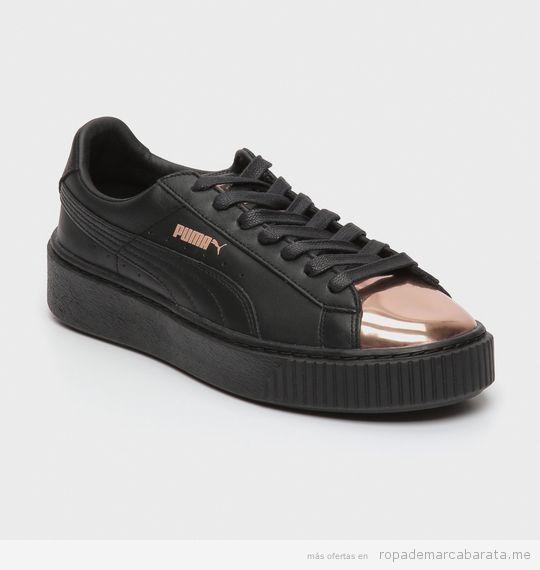 Sneakers de mujer marca Puma baratas, outlet 2