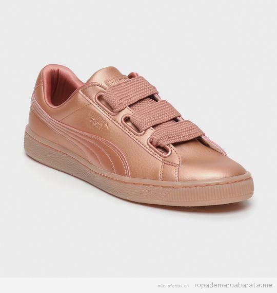 Sneakers de mujer marca Puma baratas, outlet