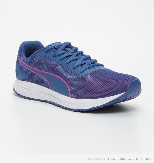 Zapatillas de deporte de mujer marca Puma baratas, outlet 2